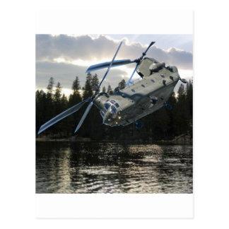 CHINOOK CH-47 VYKORT