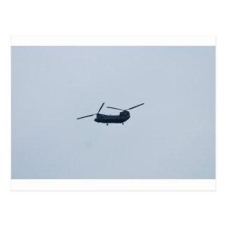 Chinookhelikopter Vykort