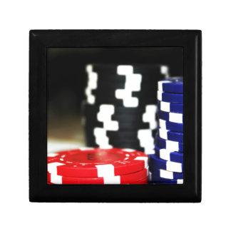 Chiper som spelar tur för kasinosegerlek, riskerar smyckeskrin