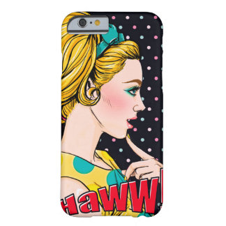 Chipkoo haww PopArt Barely There iPhone 6 Fodral