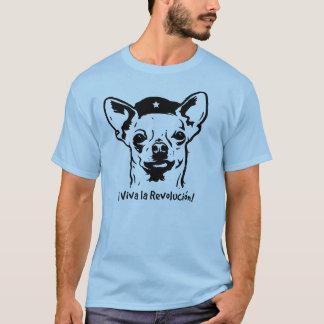Chiuahua revolution t shirts