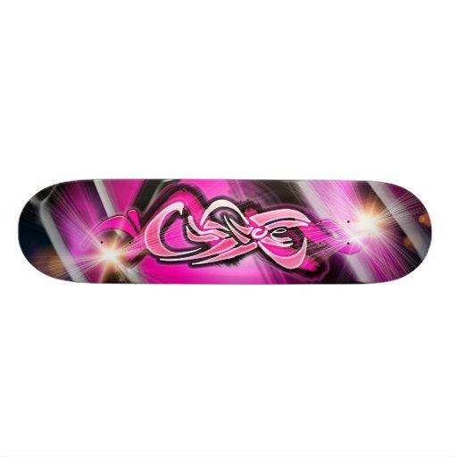 Chloe Skateboard Bräda 20,5 Cm