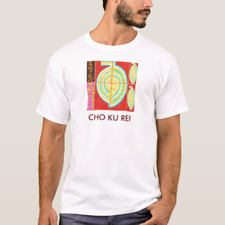 CHO KU REI - Reiki T-shirts