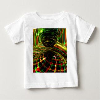 Chocka dela upp i faktorer abstrakt tee shirt