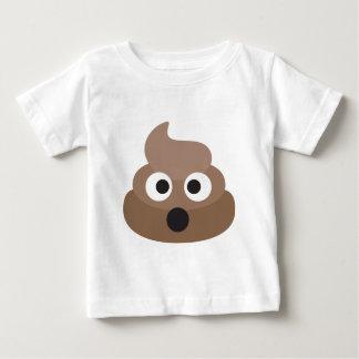 Chockad Emoji för superskoj Poop Tee Shirts