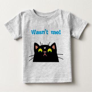Chockad kattunge t shirts