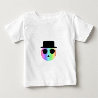 Chockad regnbågeman t shirt