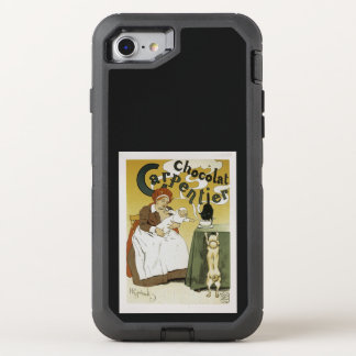 Chocolat Carpentier OtterBox Defender iPhone 7 Skal