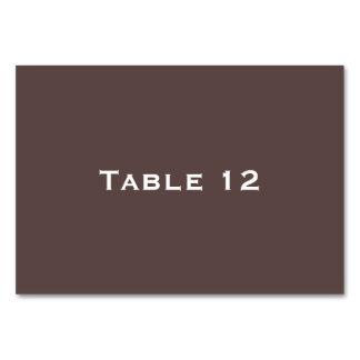 Choklad - brunt bakgrundsbordkort