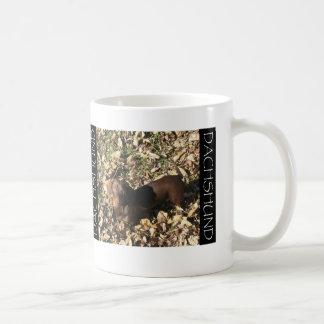 Choklad Doxie Kaffemugg