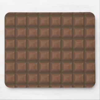 choklad kvadrerar musmatta