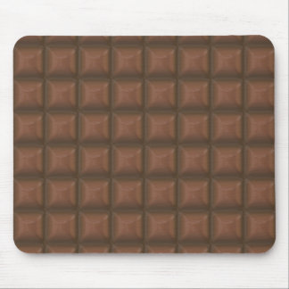 choklad kvadrerar musmattor
