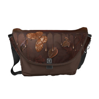Chokladälskare Messenger Bag