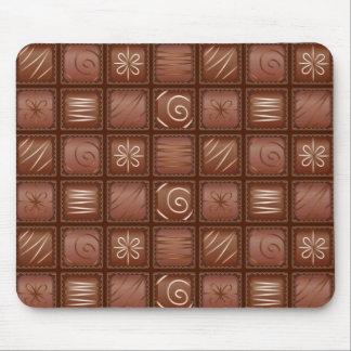 Chokladmönster Musmatta