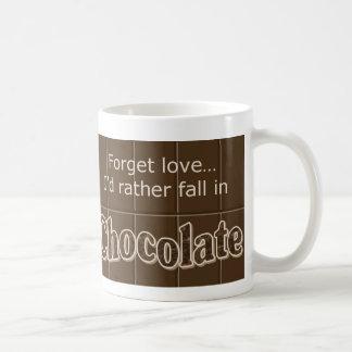 Chokladmugg Kaffemugg