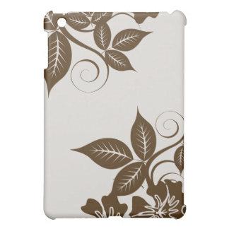 Chokladöblommigt iPad Mini Skydd