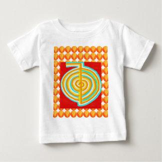 CHOKURAY: STRÅLE Reiki som för CHO KU läker symbol T Shirts