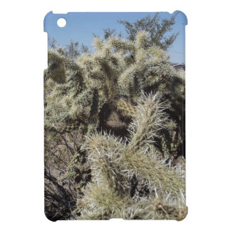 Cholla kaktus iPad mini mobil fodral
