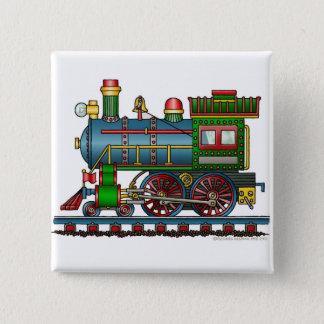 Choo Choo för tågångamotor stift Standard Kanpp Fyrkantig 5.1 Cm
