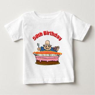Chow besegrar 50th födelsedaggåvor tee shirts