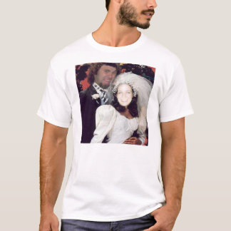 Chris och Ashley Tee Shirts