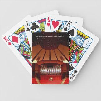 Christchurch stadshus spelkort