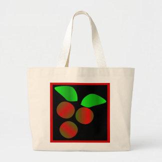 Christmas Holly II Tote Bag