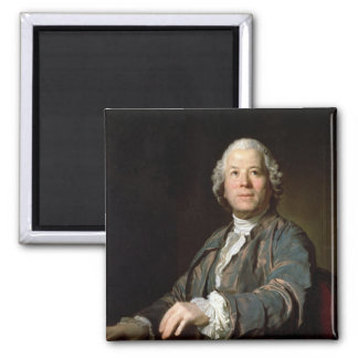 Christoph Willibald Gluck på spineten, 1775 Magnet