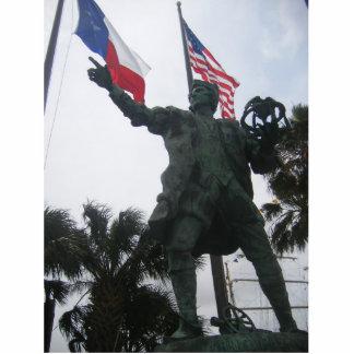 Christopher Columbus Photo Cutouts