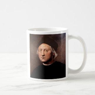 Christopher Columbus kaffemugg