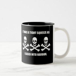 Christopher Condent #20-Ambiguous Två-Tonad Mugg