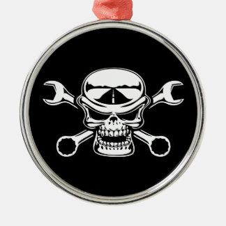 Chromeboy Kor-Rycker häftig Julgransprydnad Metall