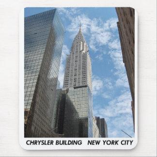 Chrysler som bygger New York City Musmatta
