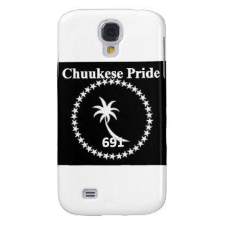 Chuukese pride 691 galaxy s4 fodral