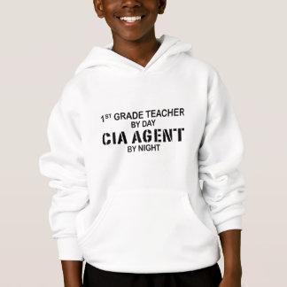CIA-AGENT VID NATTEN - 1ST KLASS TEE