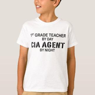 CIA-AGENT VID NATTEN - 1ST KLASS TEE SHIRTS