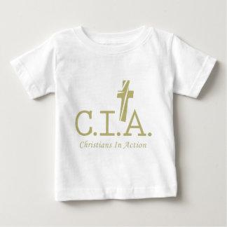 CIA-agenter till lorden Kristen I Åtgärda T-shirt