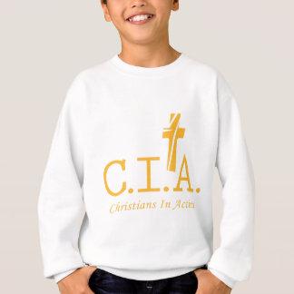 CIA-agenter till lorden Kristen I Åtgärda Tröjor