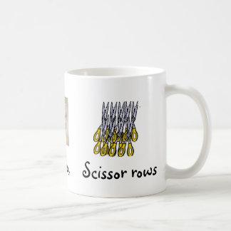 Cicero scissor-ror, pilar, pilar,       Cice… Kaffemugg