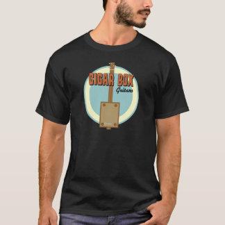 Cigarren boxas gitarren t-shirt