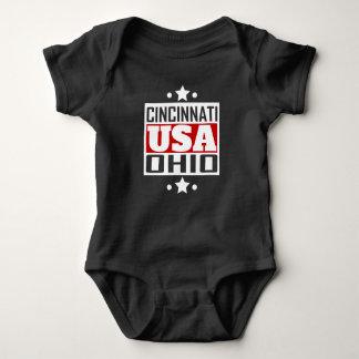 Cincinnati Ohio USA Tee Shirt