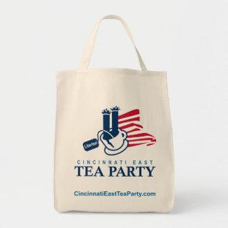 Cincinnati östligt Teaparty Mat Tygkasse