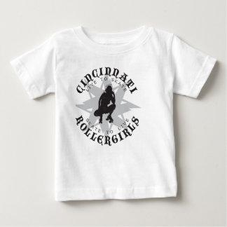 Cincinnati Rollergirls ungar & babyT-tröja T-shirts