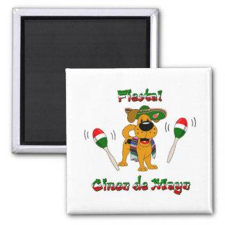 Cinco de Mayo - Fiesta! Magnet