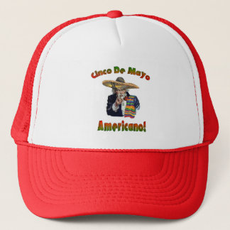 Cinco De Mayo hatt Truckerkeps