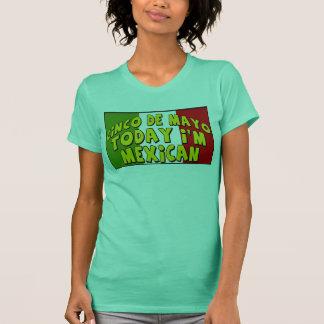 Cinco de Mayo i dag mig skjortor och gåvor för T-shirts