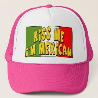 Cinco de Mayo mexicanska T-tröja och gåvor Truckerkeps