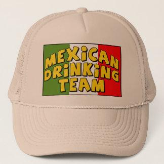 Cinco de Mayo som dricker lagT-tröja och gåvor Truckerkeps