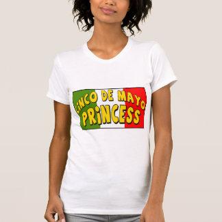 Cinco de Mayo T-tröja och gåvor T-shirts