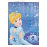 Cinderella Princess Hälsningskort